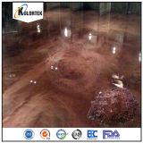 Pigmenti metallici del pavimento dell'epossiresina