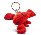 Felpa suave Keychain de los nuevos juguetes