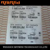 IDENTIFICATION RF de fréquence ultra-haute vêtant l'étiquette électronique