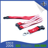 Red tejida cuerda de seguridad con Breakaway Buckle