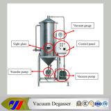 Degasser de vácuo para linha de produção de suco natural