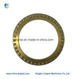 CNC van het Messing/van het Metaal van de hoge Precisie de Delen van de Machine van de Lichte Dienst van Instrumenten