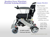 E-Trono! Silla de ruedas eléctrica / ayudas Scooter / silla de ruedas motorizada / silla de ruedas plegable para los ancianos y los discapacitados