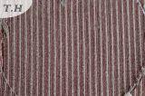 明白な縞のシュニールのソファーかカーテンの家具製造販売業(FTH31925)