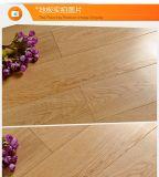 Roble blanco de la venta caliente suelo de madera dirigido 3 capas