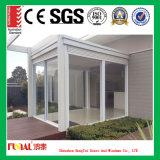 Самомоднейшая дверь Desing алюминиевая с сертификатом ISO
