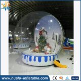 La publicité de la bille gonflable, bille transparente gonflable pour la décoration