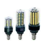 Un bulbo de lámpara más brillante del maíz del bulbo 5736 SMD del LED