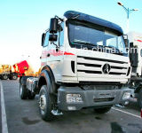 De Hete Verkoop van Afrika! 6X6 het Hoofd van de Tractor van POWERSTAR