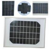 Panneau solaire mono solaire extérieur de pointe du chargeur 5W