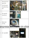 대만 델타 주파수 변환장치, 일본 Showa 유압 하중 초과 프로텍터를 가진 우표 압박 110ton를 정지하십시오