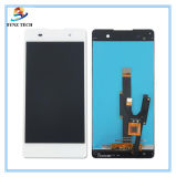 Касание LCD мобильного телефона для агрегата индикации экрана Сони E5