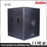 PA-Systems-fehlerfreier Audiolautsprecher Subwoofer S115