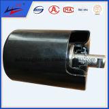 Rodillo correcto de la forma cónica de la dirección, rodillo de acero del transportador, rodillo Sel-Que alinea