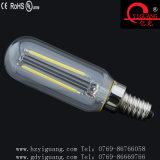 Rétro ampoules T30 de tube du filament DEL du cru T30