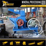 Mineralpartikel-Verkleinerungs-Zerkleinerung-Prozess-Quarz-Golderz-Hammer Miller