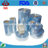 Пленка Shrink жары PVC качества еды кристально чистый