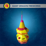 Fuegos artificiales del juguete del fuego artificial de la lámpara de Aladdin