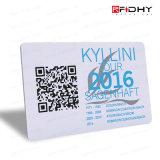 Cartão Printable do Preço de Fábrica 125kHz RFID
