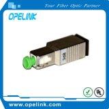 Sc/APC 3dB  fibra Attenuator&#160 fisso ottico (della femmina-femmina);