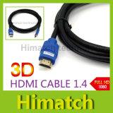 Premium tout neuf Gold HDMI 1.4 Cable pour PS3 TVHD 1080P Resolution
