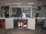 2 Cavidades Garrafa automática máquina de sopro com CE (JS2000)