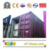 건물 유리 박판으로 만들어진 유리 또는 Toughend 유리제 최대 Size2500X3600mm