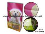 Heavy-Duty Quad Sealed Dog Food Bag Individuell bedruckte Tasche