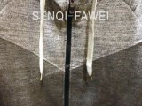 O lazer do velo do homem ostenta os ternos que vestem-se na roupa Fw-8712 dos esportes