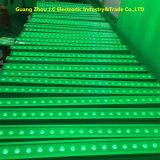 24PCS 3W는 단계 디스코 나이트 클럽을%s LED RGBW 4in1 벽 세탁기 빛을 방수 처리한다
