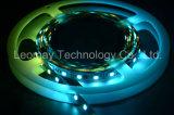 La vendita calda decora l'indicatore luminoso di striscia flessibile indicatore luminoso di sogno di colore/di magia LED