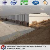 Gruppo di lavoro pesante della struttura d'acciaio con il baldacchino