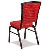 معدن حديثة ألومنيوم عرس يتعشّى فندق مطعم مأدبة كرسي تثبيت