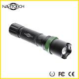 Lanterna elétrica de alumínio de giro do diodo emissor de luz 5W do CREE impermeável do foco XP-E (NK-1860)