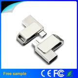 Förderung-Geschenkkundenspezifisches Android OTG USB-Blinken-Laufwerk