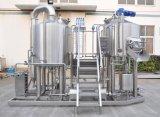 sistema de la fabricación del equipo de la cerveza de 1000L Microbrew/de la cerveza en venta