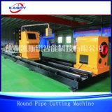 Cortadora del CNC del plasma del tubo de acero de la fabricación de metal