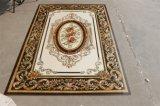 Плитка ковра золотистого Polished художника керамическая кристаллический