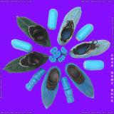 Panneau jetable non-tissé imperméable à l'eau chirurgical/de Medical/Hospital/Plastic/Polyethylene/Poly/HDPE/LDPE/PP+PE/PP/SMS/Polypropylene PE de chaussure, couvre-chaussure jetables de CPE
