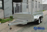 9X5ft 5-Stage RAM Hydraulic Tipper Trailer de Hvy Duty 2t