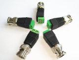 BNC Mann Gleichstromzum männlichen Balun-Adapter
