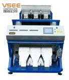 Classificador da cor do sésamo do amarelo do cereal da máquina da transformação de produtos alimentares de Vsee RGB