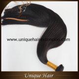 Нарисованный двойником бразильский уток волос Remy