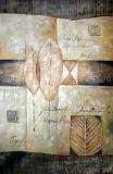 Peinture à l'huile abstraite 0122