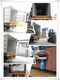 Nichtgewebter Gewebe-Handgriff-mit Ultraschallbeutel, der Maschine herstellt