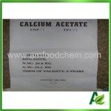 Горячий повышая ацетат кальция пищевых добавок безводный