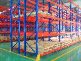 Estante selectivo de la paleta del almacenaje resistente del almacén