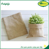Bac/planteur ronds de tissu de feutre amical d'Onlylife Eco pour la fleur