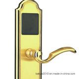 Serratura di portello astuta dell'hotel elettronico di prezzi di fabbrica della Cina con la scheda di rf (DeHaZ1012-EL-NI)