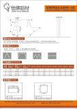品質保証の溶接された梯子アルミニウム梯子